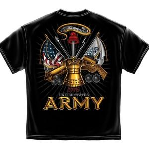 Fruit of the Loom Shirts - 5/25$ United States Army T-Shirt NWOT